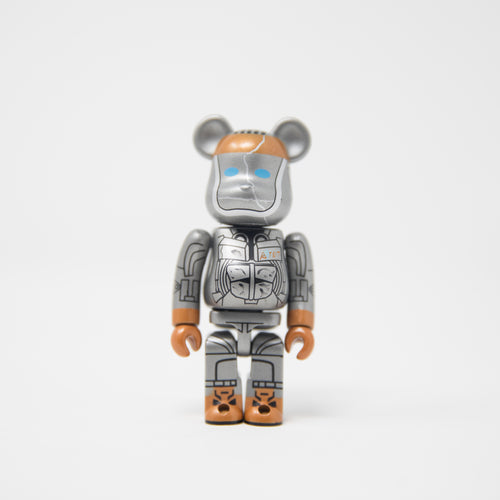 Medicom Toy BEARBRICK Atom / Real Steel - SF Series 23 100% Figure (MINT)