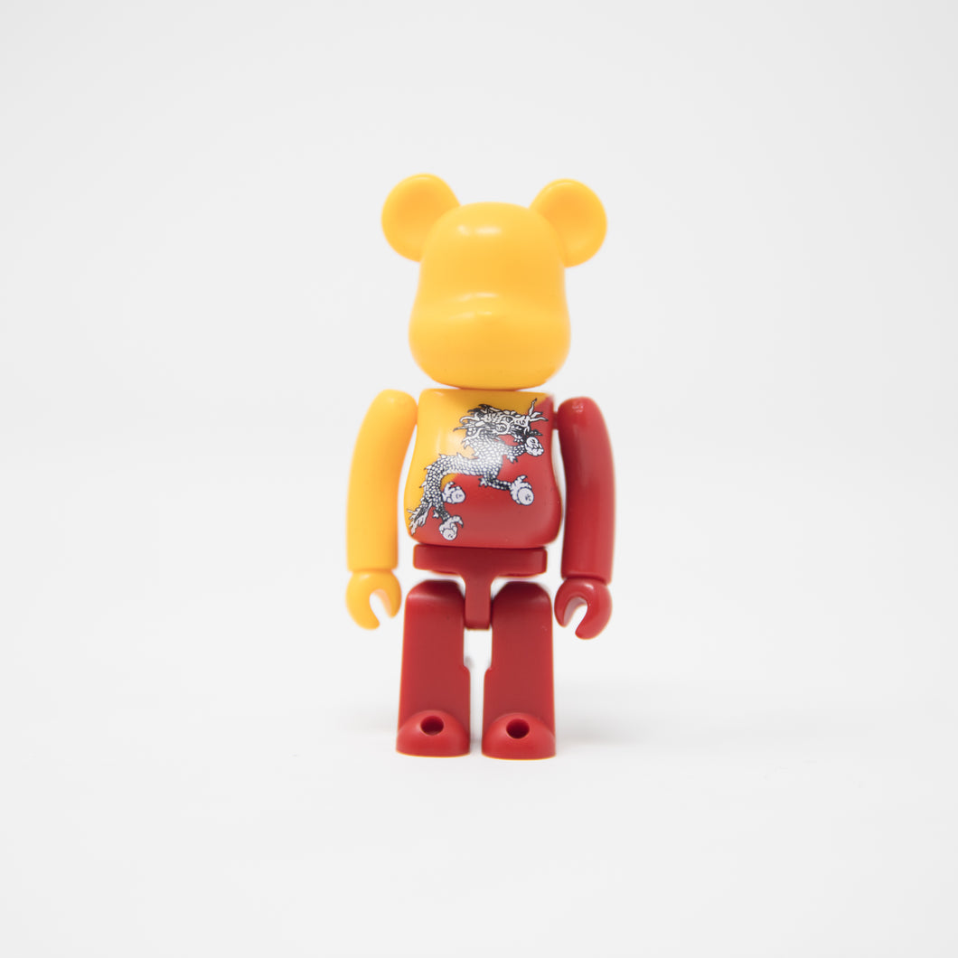 Medicom Toy BEARBRICK Bhutan - Flag Series 24 100% Figure (MINT)