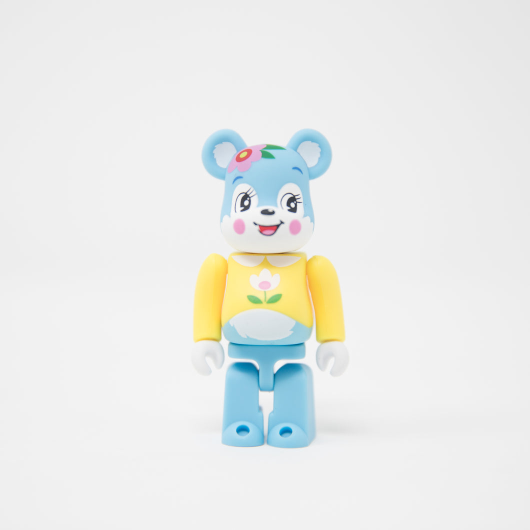 Medicom Toy BEARBRICK Shimokitazawa - Cute Series 26 100% Figure (MINT)