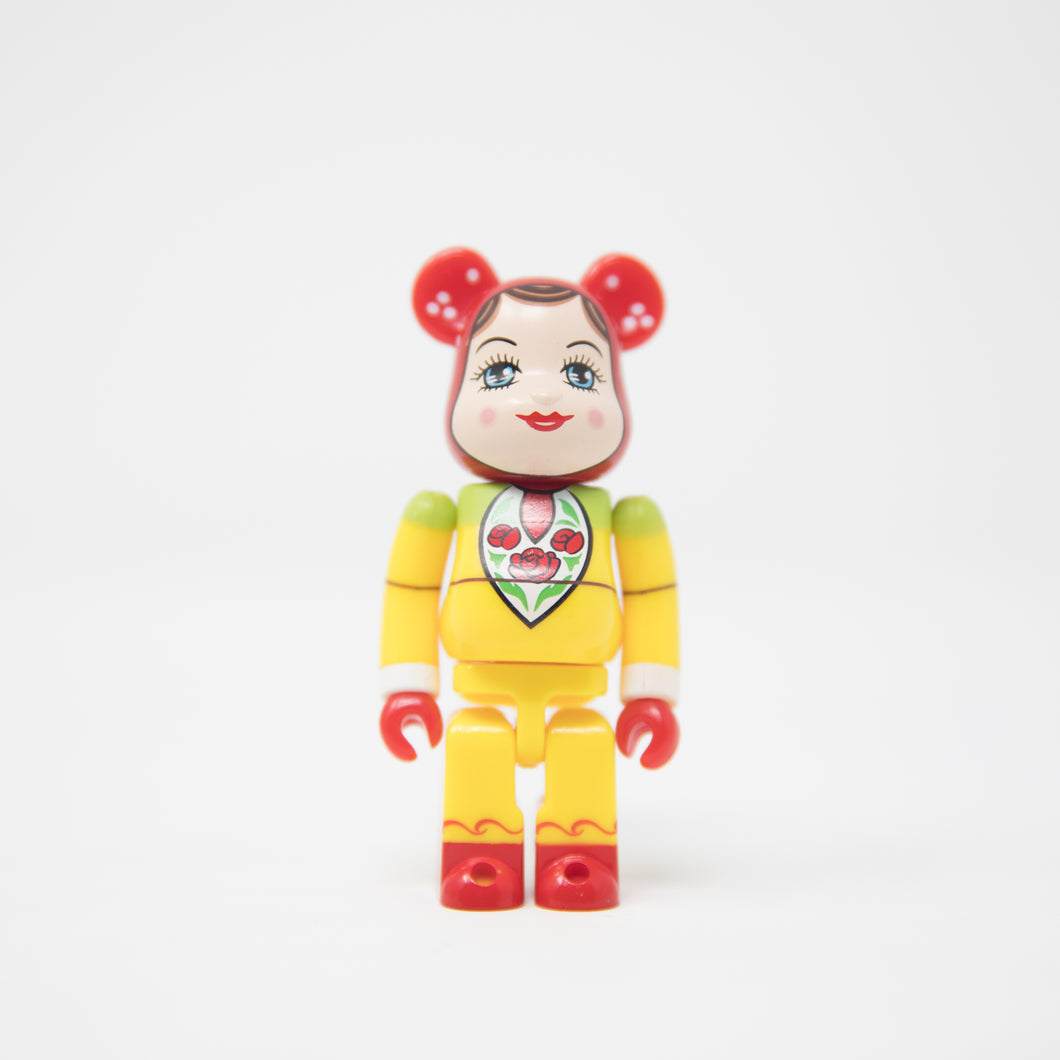 Medicom Toy BEARBRICK Matryoshka Doll - Cute Series 28 100% Figure (MINT)