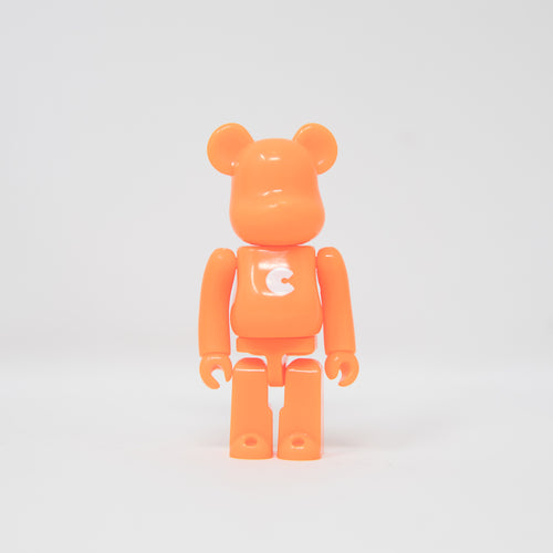 Medicom Toy BEARBRICK Orange Letter C - Basic Series 39 100% Figure