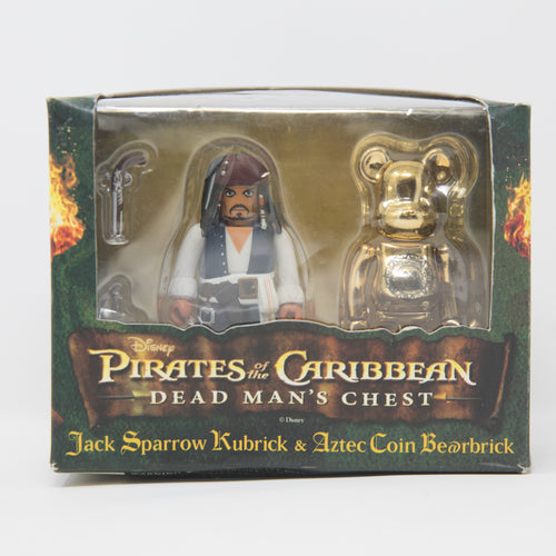 Medicom Toy Bearbrick / Kubrick Pirate Of The Caribbean