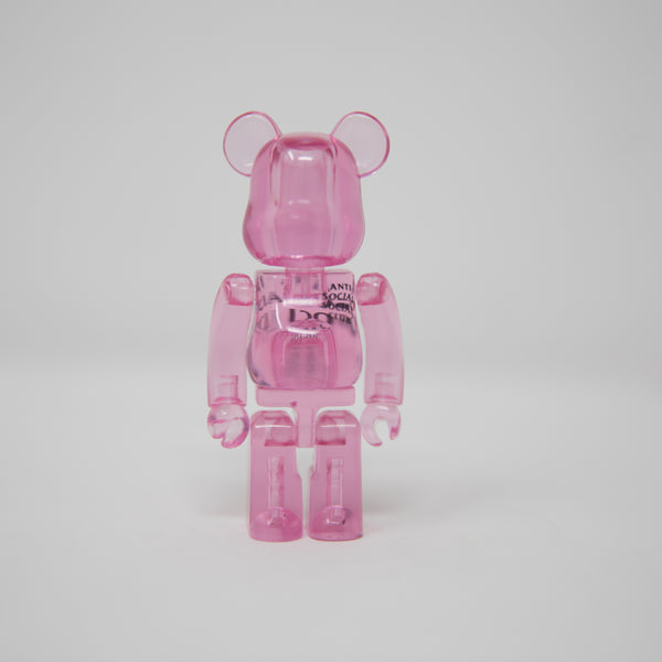 Medicom Toy BEARBRICK Anti Social Social Club - Artist Series 38 100% Figure (MINT)