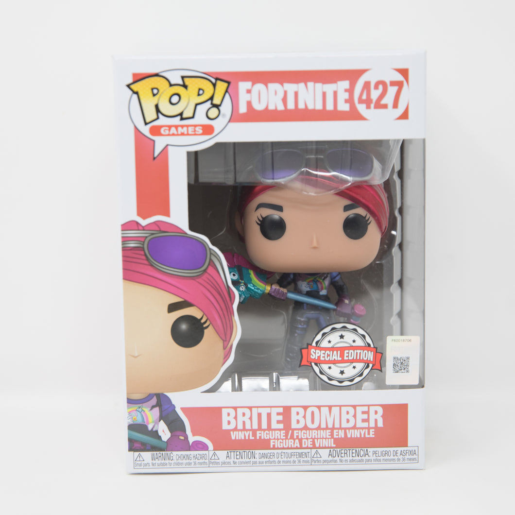 Funko POP! Fortnite #443 - Brite Bomber - Special Edition
