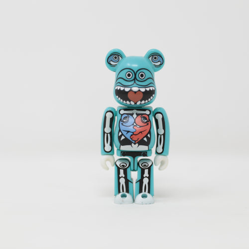 Medicom Toy BEARBRICK Ron English\ 100% Figure (MINT)