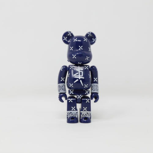 Medicom Toy BEARBRICK Suicidal Tendencies - Pattern Series 15 100% Figure (MINT)