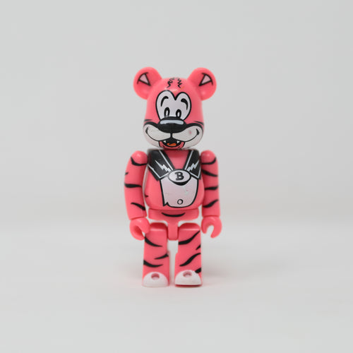 Medicom Toy BEARBRICK Ronnie Cutrone - Animal Series 14 100% Figure (MINT)