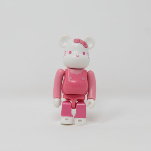 Medicom Toy BEARBRICK Hello Kitty - Animal SECRET Series 18 100% Figure (MINT)