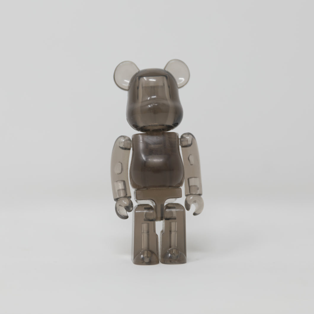 Medicom Toy BEARBRICK Black - Jellybean Series 10 100% Figure (MINT)