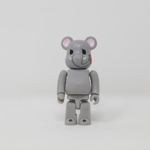 Medicom Toy BEARBRICK Elephant - Animal Series 13 100% Figure (MINT)