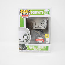 Funko POP! Fortnite #438 - Skull Trooper - GITD Special Edition (NEW)