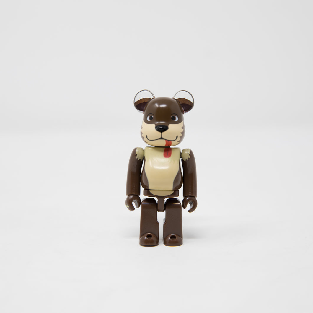 Medicom Toy BEARBRICK AbemaTV Who is a Wolf? - Artist Series 38 100% Figure (MINT)