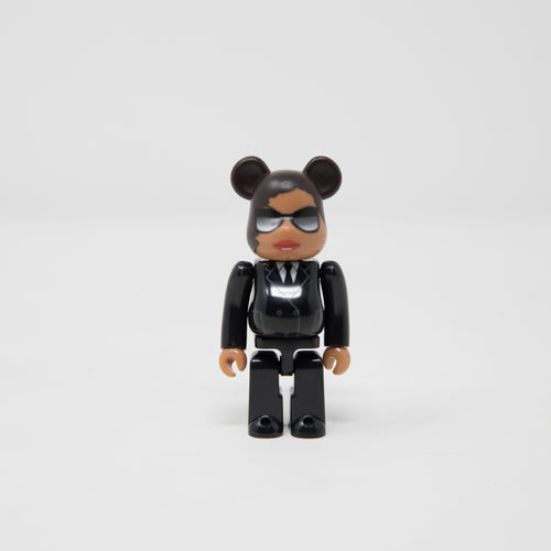 Medicom Toy BEARBRICK Agent M / Men in Black: International - Hero SECRET Series 38 100% Figure (MINT)