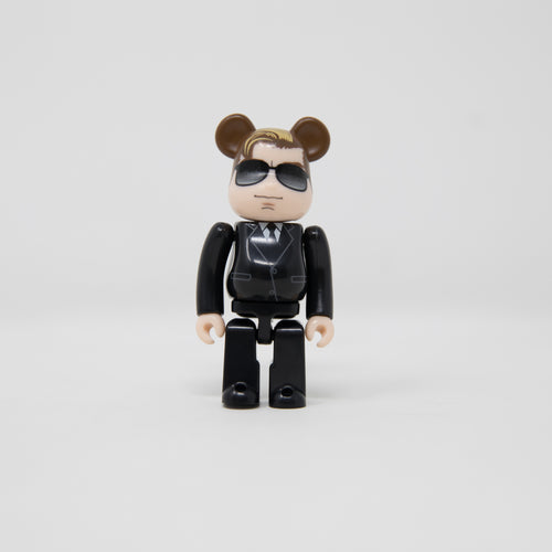 Medicom Toy BEARBRICK Agent H / Men in Black: International - Hero Series 38 100% Figure (MINT)