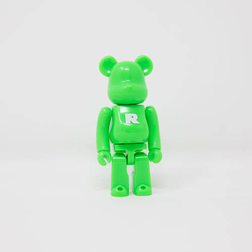 Medicom Toy BEARBRICK Green Letter R - Basic Series 38 100% Figure (MINT)