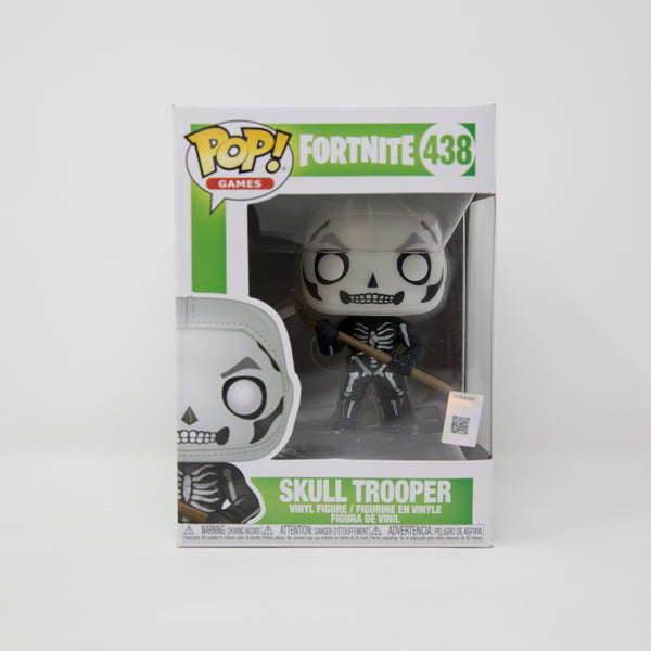 Funko POP! Fortnite #438 - Skull Trooper (NEW)
