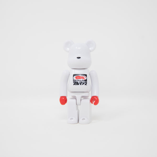 Medicom Toy BEARBRICK Bullmark - SECRET Series 38 100% Figure (MINT)