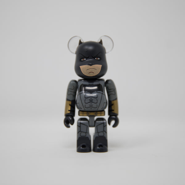 Medicom Toy BEARBRICK Batman / Justice League - Hero Series 35 100% Figure (MINT)
