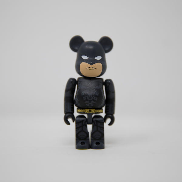 Medicom Toy BEARBRICK Batman / The Dark Knight Rises - Hero Series 24 100% Figure (MINT)