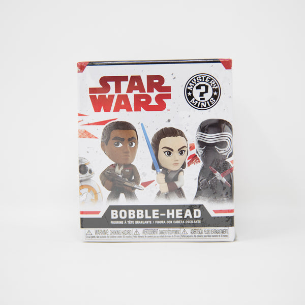 Funko Mystery Minis - Star Wars The Last Jedi - Vinyl Figure (NEW)
