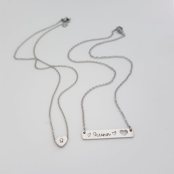 Mummy & Me Necklace Set