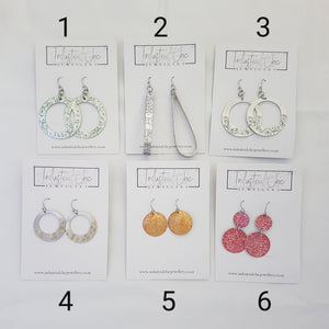 Dangle Earrings (Sample Item)