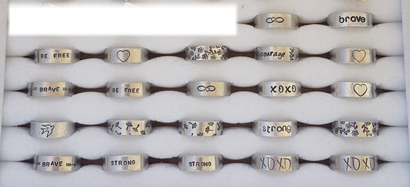 Cuff Rings (Sample Item)