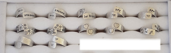 Wrap Rings (Sample Item)