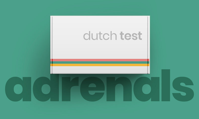 Adrenals Dutch Test