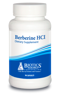 Berberine by Biotics Research