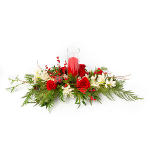 Large Holiday Centrepiece