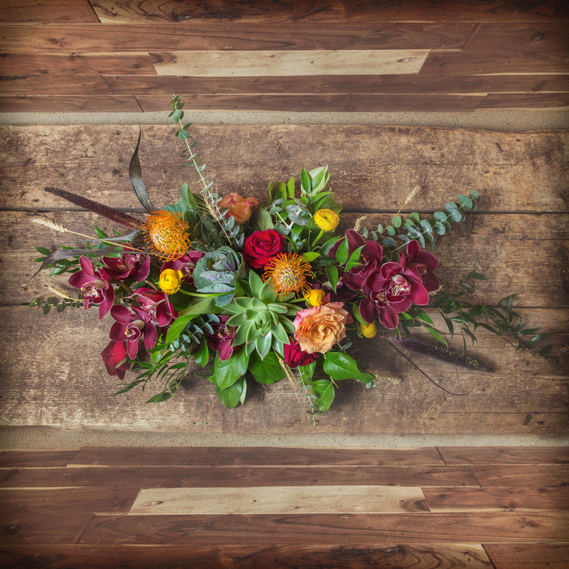 Large Autumn Centrepiece