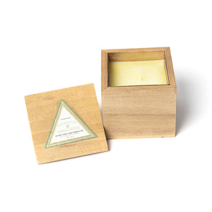 Wooden Box Paddywax Candle