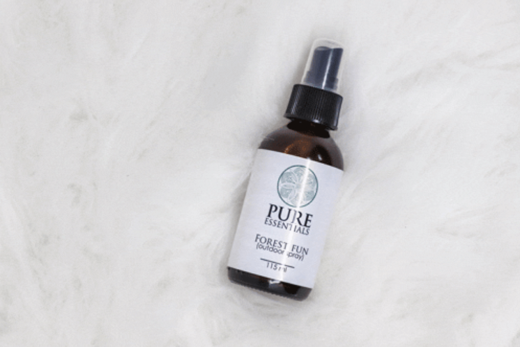Forest Body Spray - Pure Essentials