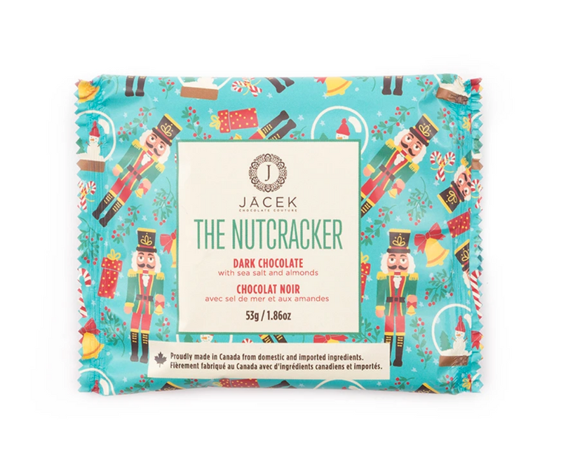 Nutcracker Bar - Jacek Chocolate