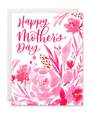 """Happy Mother's Day"" Card"