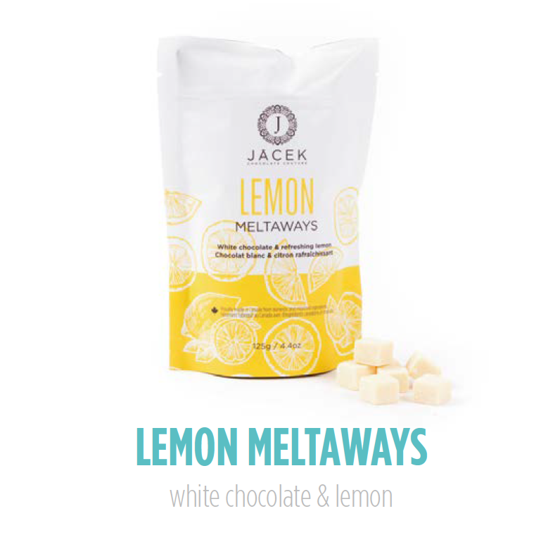 Lemon Meltaways - Jacek Chocolate