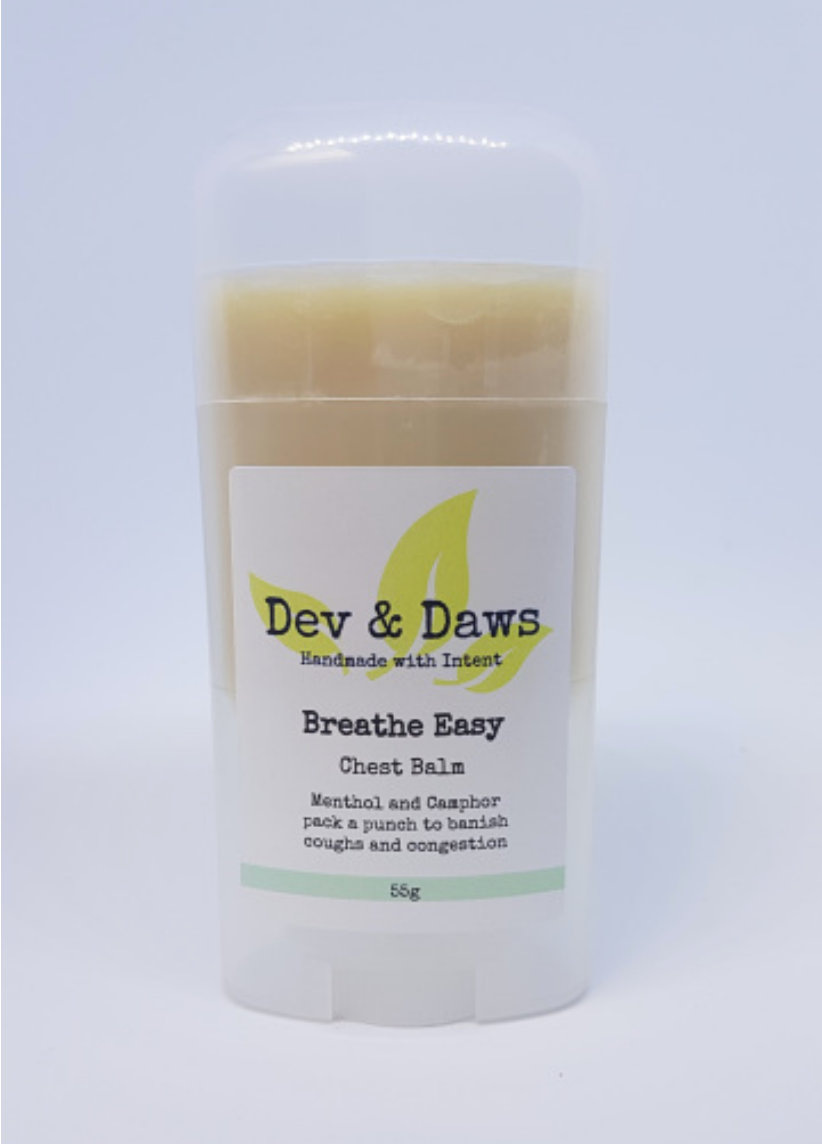 Chest Balm for Adults  - Dev & Daws