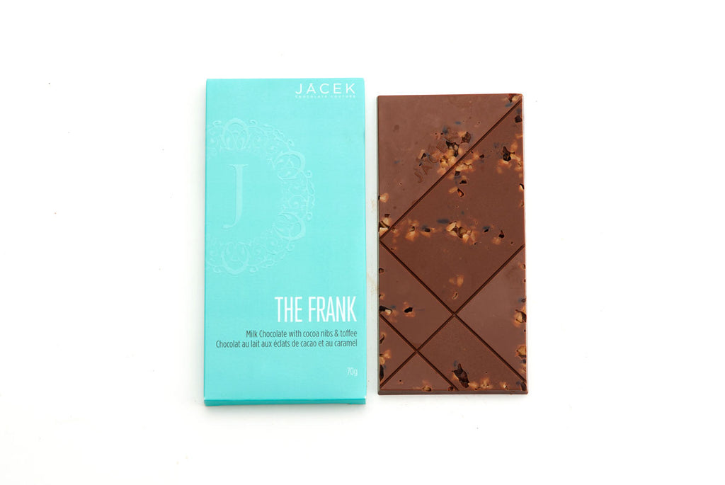 "Jacek Chocolate - ""The Frank Bar"""