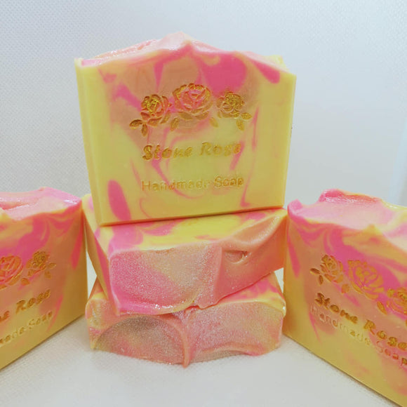 Pineapple Mango Cold Process Soap