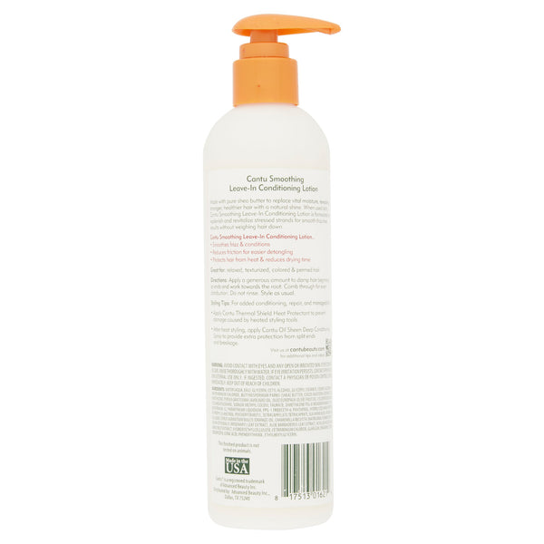 Cantu Smoothing Leave-in Conditioning Lotion