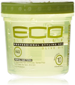 Ecoco EcoStyler Olive Oil Professional Styling Gel