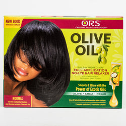 ORS Olive Oil Built-in Protection No-Lye Relaxer Kit ~ Regular