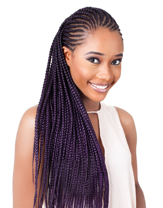 X-Pression Ultra Braid Two-Tone