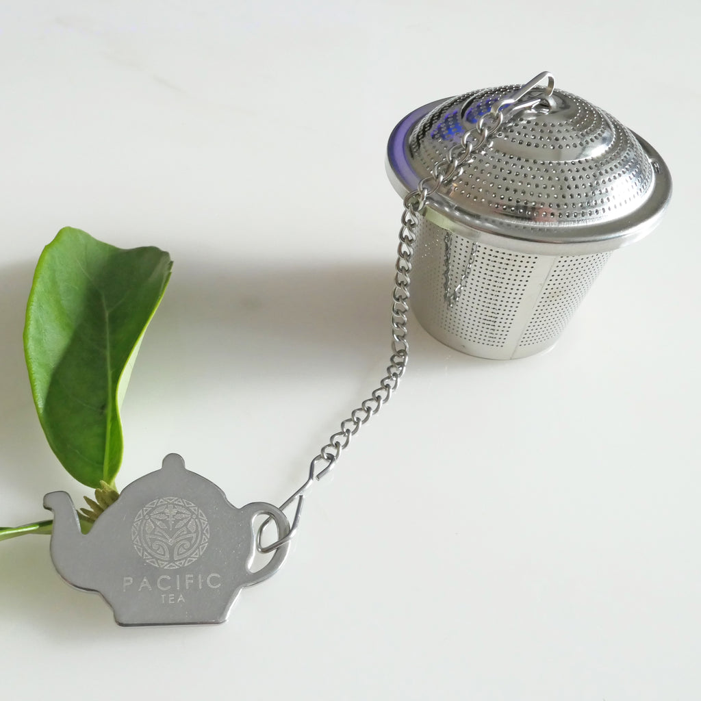STAINLESS STEEL BUCKET TEA INFUSER