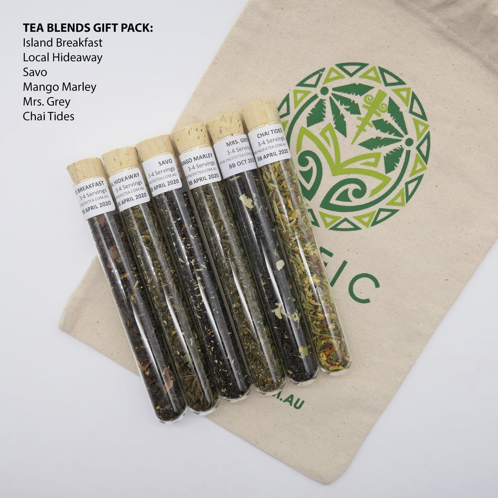 TEST TUBE GIFT PACKS (Tea/Herbal/Fruit)