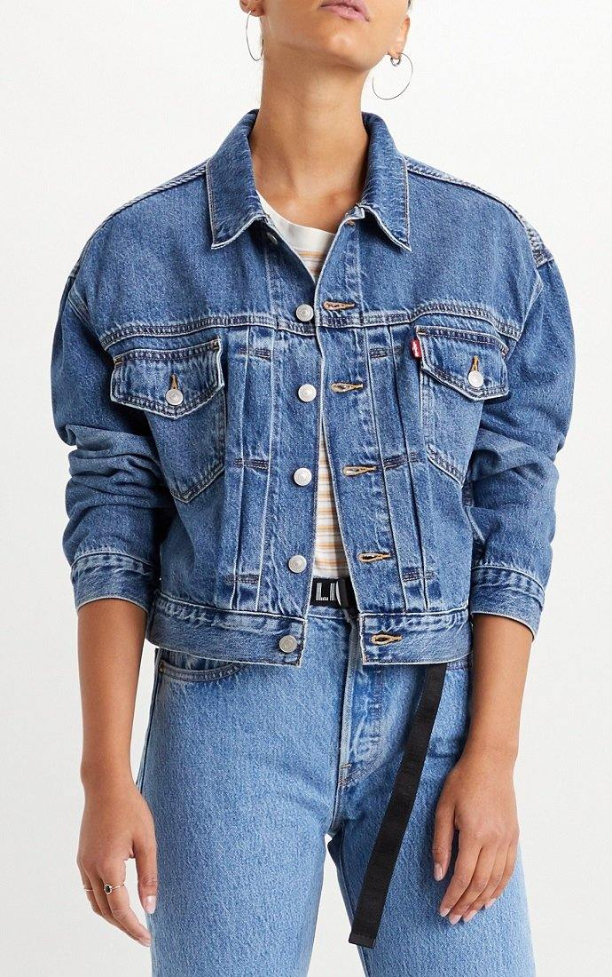 Levi's New Heritage Trucker Jacket - Turn the Tide