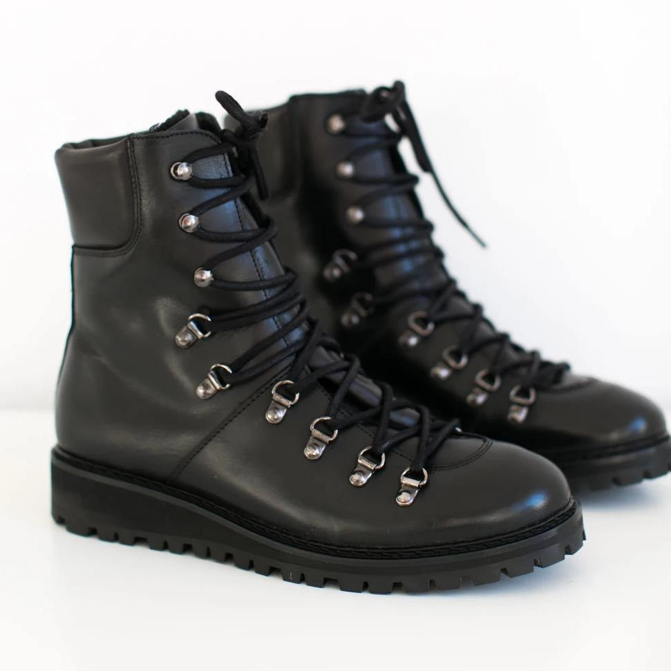 Ivylee Alpine Boot - Black