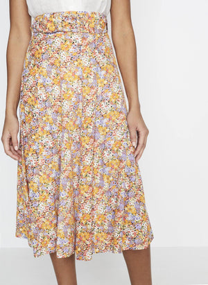 Faithfull Luda Midi Skirt