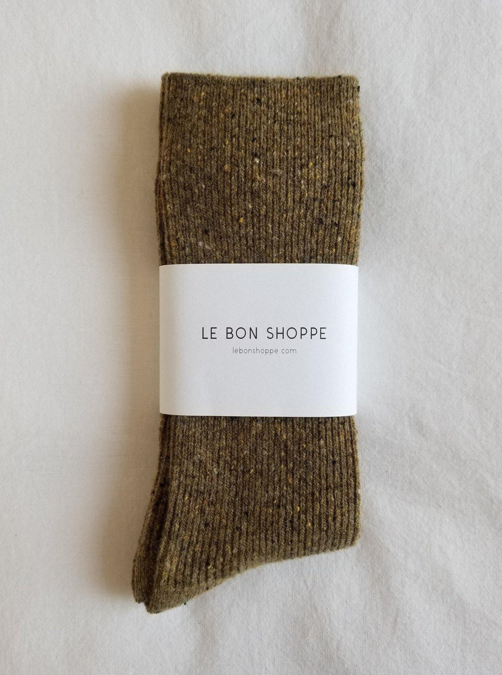 Le Bon Shoppe Snow Socks - Cedar - Vincent Park